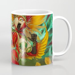The Carnival Queen Coffee Mug