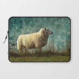 Vintage Sheep Laptop Sleeve