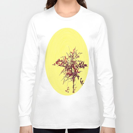 Spiral and Tree Long Sleeve T-shirt