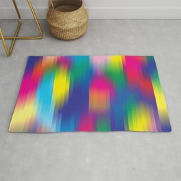 color pixel Rug