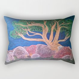Juniper Tree Rectangular Pillow