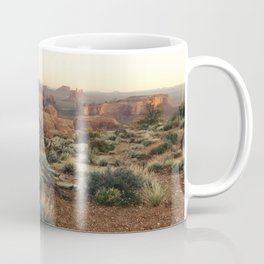 Monument Valley Morning Coffee Mug