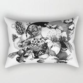 Busy Bee's Rectangular Pillow