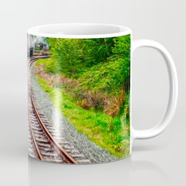 Welsh Highland Railway Snowdonia Coffee Mug