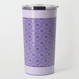 Purple Pop Mix'n'Match 3 Travel Mug