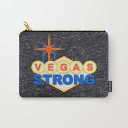 Vegas Strong Carry-All Pouch