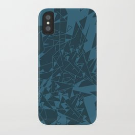 Glass BG iPhone Case