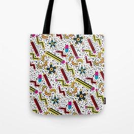 Pencils Print  Tote Bag