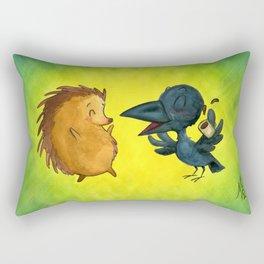 Friendship Pt. 2 Rectangular Pillow