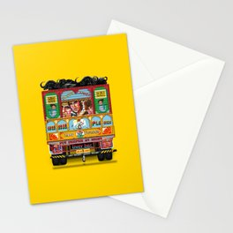 TRUCK ART Stationery Cards