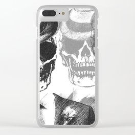 Sully and The Skells Clear iPhone Case