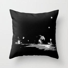 streets Throw Pillow