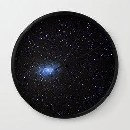 Triangulum Galaxy Wall Clock