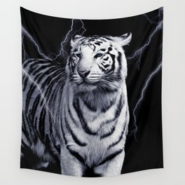 SPIRIT TIGER OF THE WEST Wall Tapestry