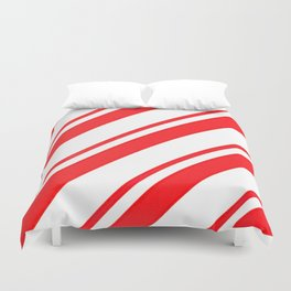 Candy Stripes Duvet Cover