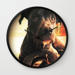 Just chilling! Wall Clock
