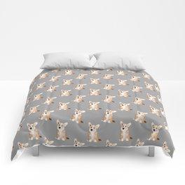 Corgi Waiting Comforters