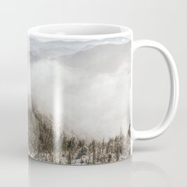 Winter in the White Mountains Coffee Mug