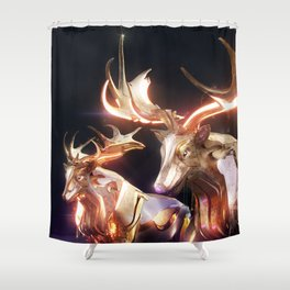 Vestige-6-24x36 Shower Curtain