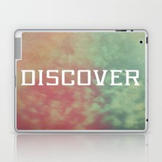 Discover Laptop & iPad Skin