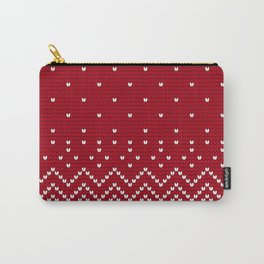Pattern in Grandma Style #32 Carry-All Pouch
