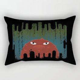 Cave Grump Rectangular Pillow