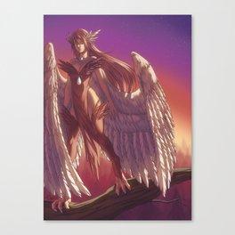 Harps Canvas Print