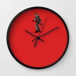 METAL GEAR SOLID V VENOM SNAKE Wall Clock