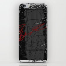Random #1 iPhone & iPod Skin