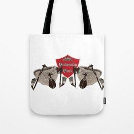 Bagpipes - bohemian bock Tote Bag