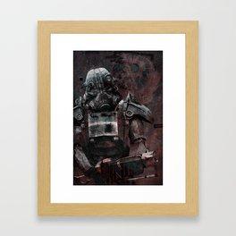 BoS Framed Art Print