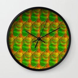 Fanfare Wall Clock