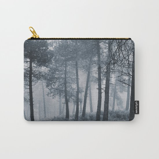 Mistery forest. Retro Carry-All Pouch