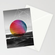 LOST PLANET Stationery Cards