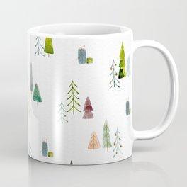 Winter pattern -watercolor  Coffee Mug