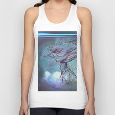 Fly Bird Unisex Tank Top