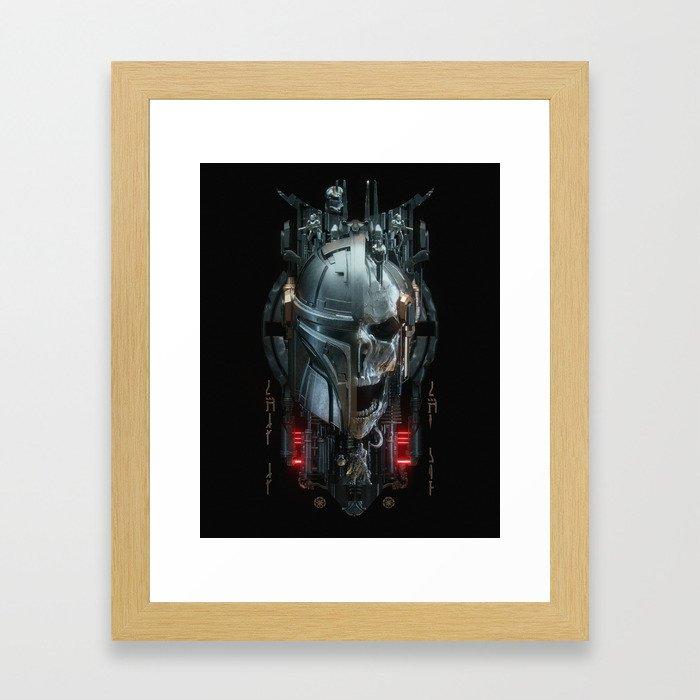 Mando - 3 Framed Art Print
