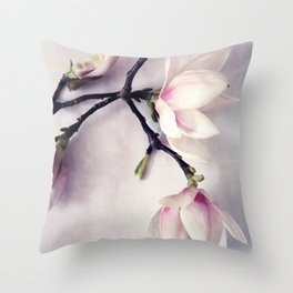 As long we have dreams Throw Pillow
