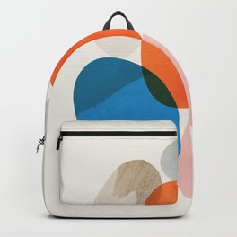 Abstraction_Pebbles_002 Backpack
