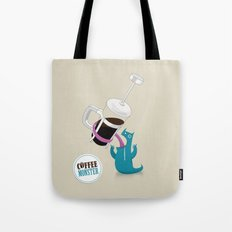 Coffee Monster Tote Bag