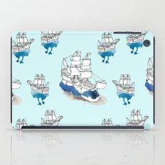 Ships Pattern iPad Case