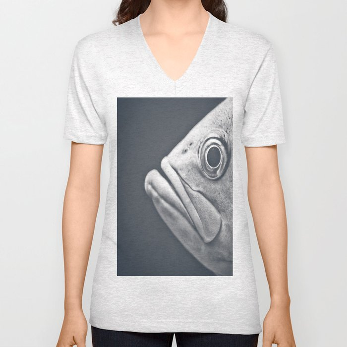 Eye There Unisex V-Neck