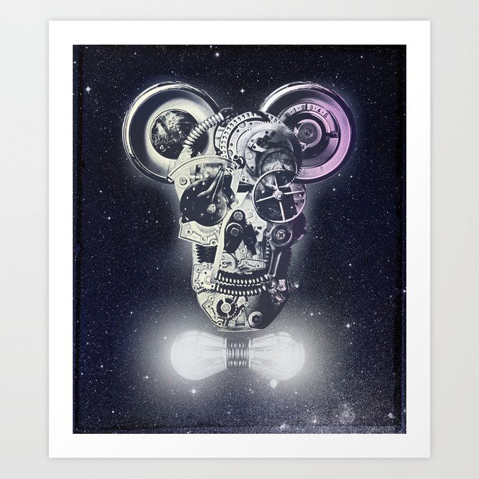mechanics Art Print