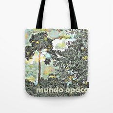 Tree and Sky Tote Bag