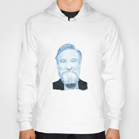 "robin williams Hoodies featuring Robin Williams ""Freedom"" by Triple_S_Art"