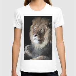 Portrait of a King T-shirt