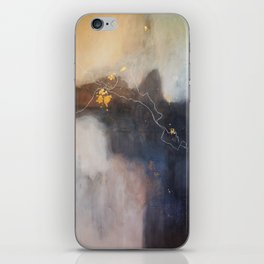 Let It Hold Your Hand iPhone Skin