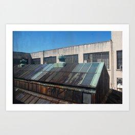 145 Palisade Street, Dobbs Ferry, NY Art Print