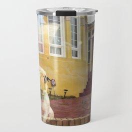 Suburban Bulldog Travel Mug