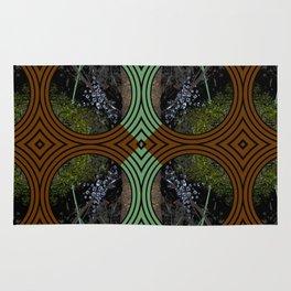 Nature Portals Pattern Rug